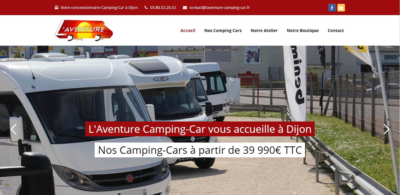 Camping Car Dijon