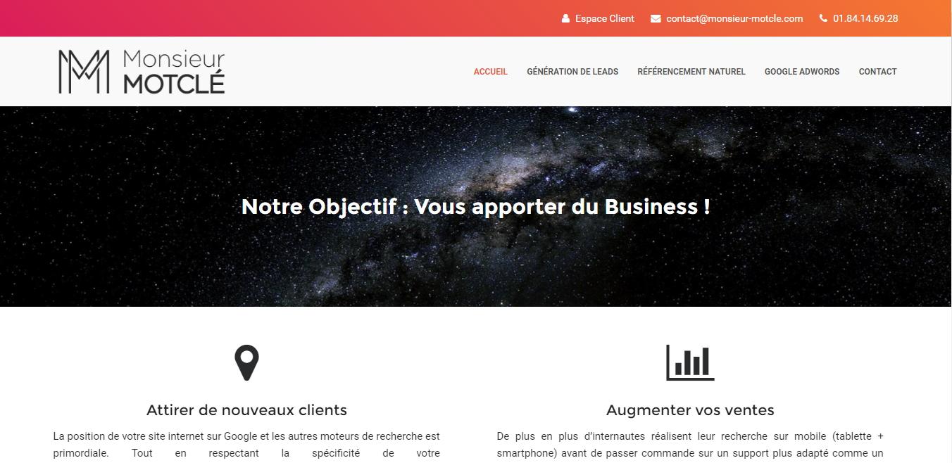 Création & Référencement de Sites Internet Dijon