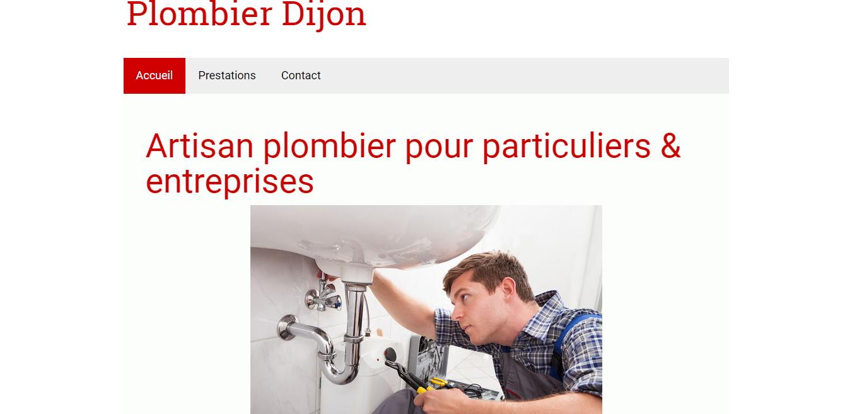 Plombier Dijon