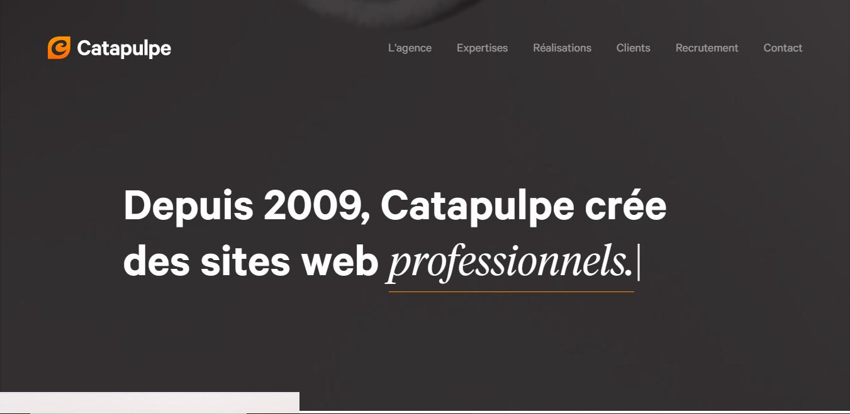 Catapulpe Agence Web Dijon
