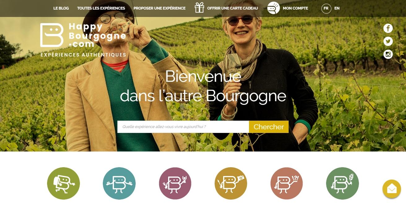 Activités en Bourgogne par Happy Bourgogne