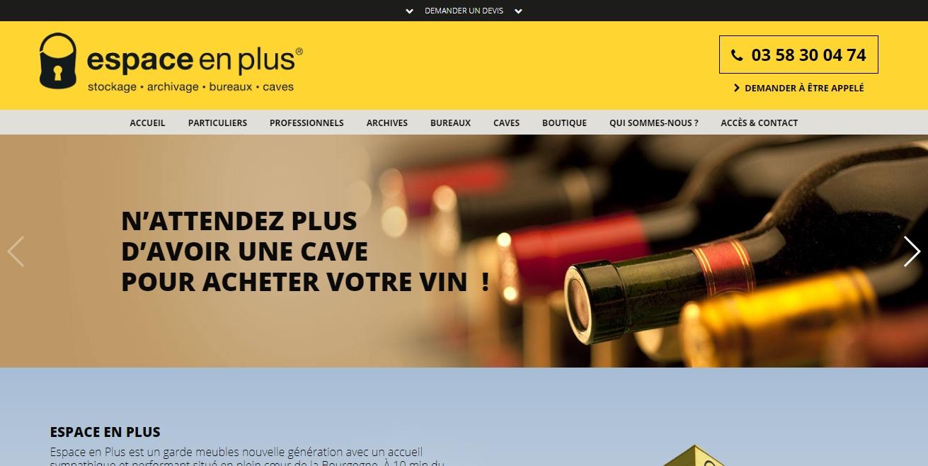 Garde Meuble à Dijon, Espace En Plus